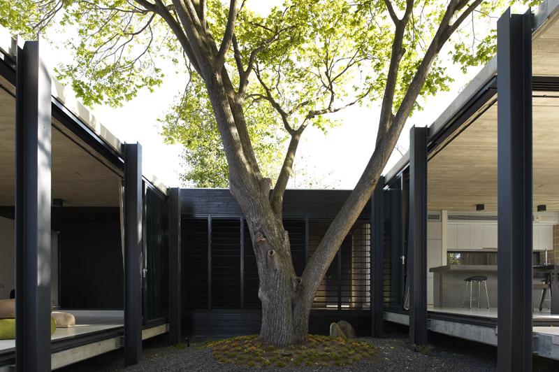 Экология как направление в дизайне интерьера и архитектуре