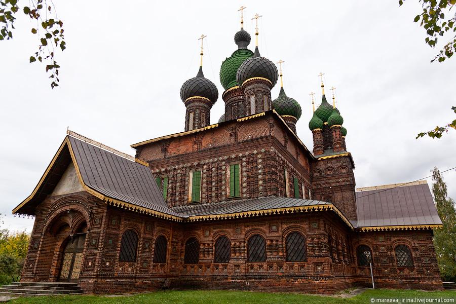 Церковь св. Иоанна Предтечи (Ярославль)