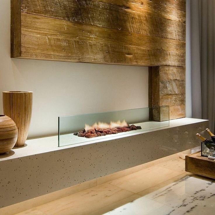 Биокамины как альтернатива дровяным каминам в дизайне интерьера