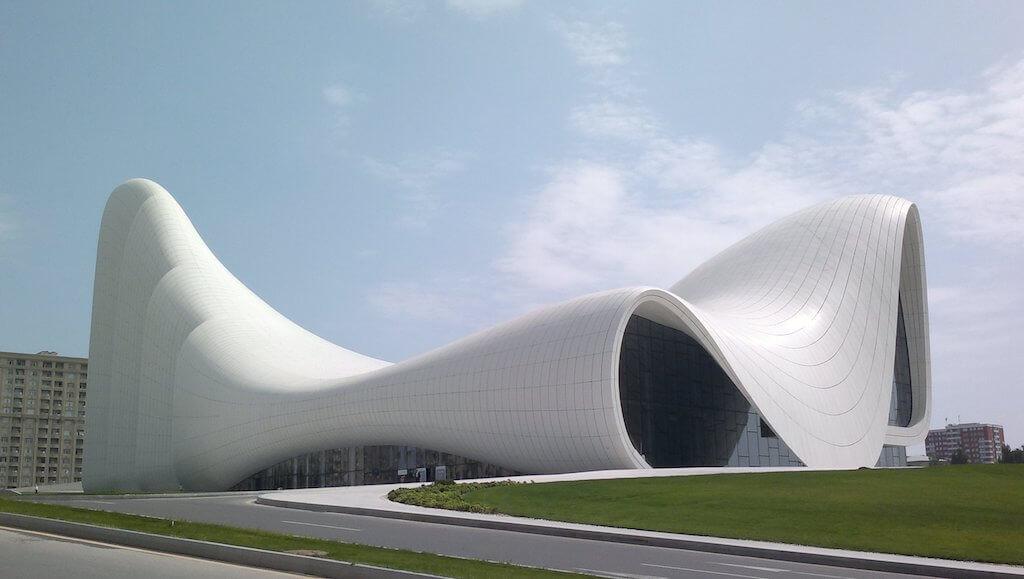 Центр Гейдара Алиева (Баку)